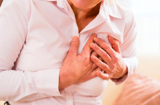 Les anti-inflammatoires augmenteraient le risque d'insuffisance cardiaque