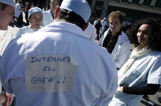 Les internes en médecine annoncent une grève illimitée