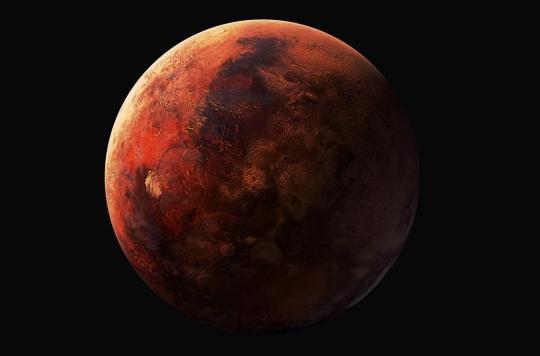 Mars : le resvératrol du vin rouge pourrait protéger les muscles des astronautes