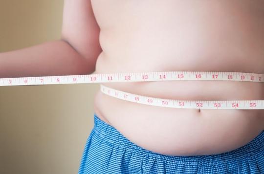 La prise de poids des enfants serait inscrite dans leur cerveau