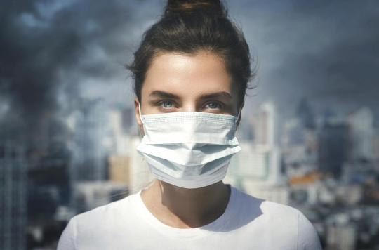 Même une pollution atmosphérique modérée peut causer des maladies pulmonaires