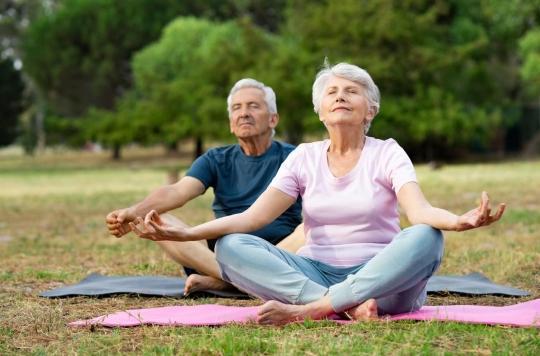En cas de déficience cognitive légère, la méditation de pleine conscience peut ralentir les effets
