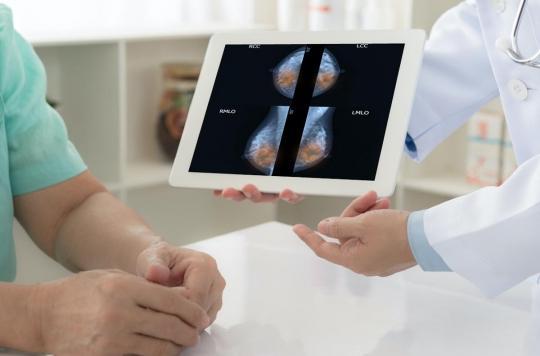 Les mammographies pourraient détecter l'insuffisance cardiaque