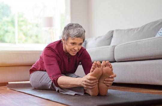 Le yoga améliore le bien-être physique et mental des personnes âgées