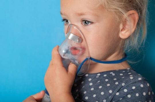 La pollution au diesel abîme gravement les poumons des enfants