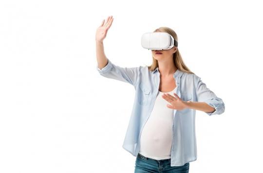 La réalité virtuelle pour aider les femmes à se détendre lors de l'accouchement
