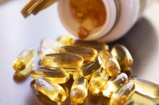 Un adulte de plus de 50 ans sur quatre souffre d'une carence en vitamine D