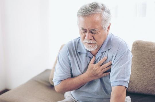 Les douleurs thoraciques doivent être prises au sérieux même si les artères ne sont pas bouchées