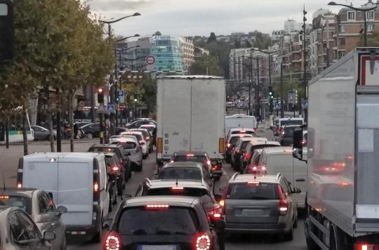 Pollution: la grève des transports en commun entraîne des pics de fréquentation aux urgences