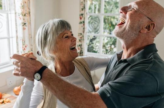 Vieillir au côté d'un conjoint optimiste diminue les risques d'Alzheimer