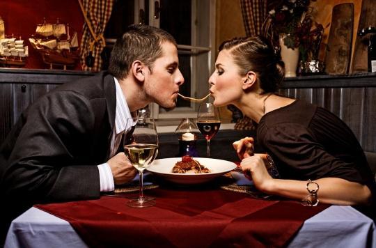 Pour la Saint Valentin, les Français préfèrent la nourriture au sexe