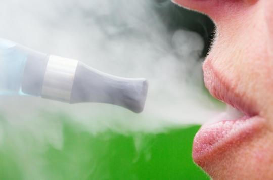 Cigarette électronique: des effets reconnus sur la santé pulmonaire