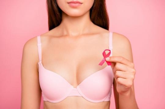 Cancer du sein : il existe également chez les moins de 40 ans