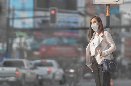 La pollution frappe (aussi) au cœur