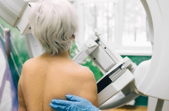 Cancer du sein: la mammographie 3D améliore le dépistage chez les plus de 65 ans