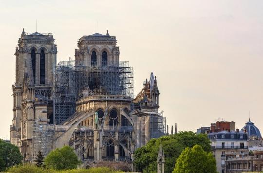 Incendie de Notre-Dame de Paris : du plomb détecté dans le sang d'un enfant