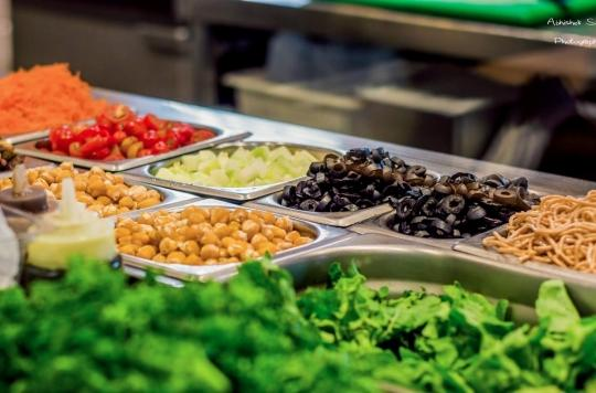 Deux associations affirment que l'option végétarienne à la cantine est \