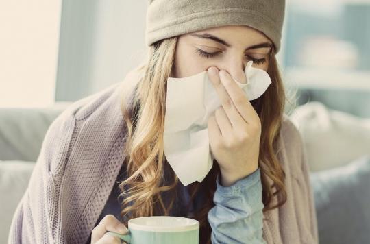 Un vaccin contre le rhume préparé secrètement par Amazon