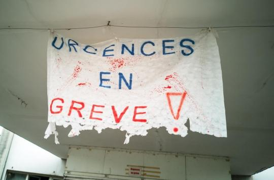 Grèves des urgences : 108 célébrités réclament un plan d'action pour \