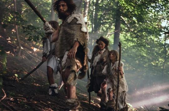 La Covid touche plus sévèrement ceux qui possèdent un gène de Neandertal