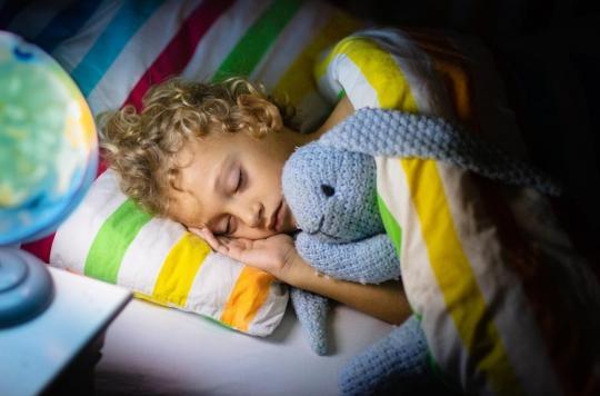 Le mauvais sommeil des enfants a une influence sur leur IMC