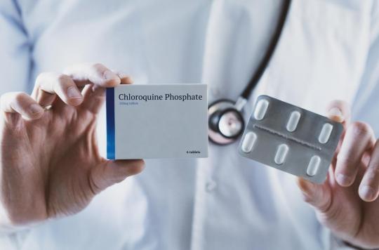 La chloroquine permettrait aux patients de sortir plus tôt de l'hôpital