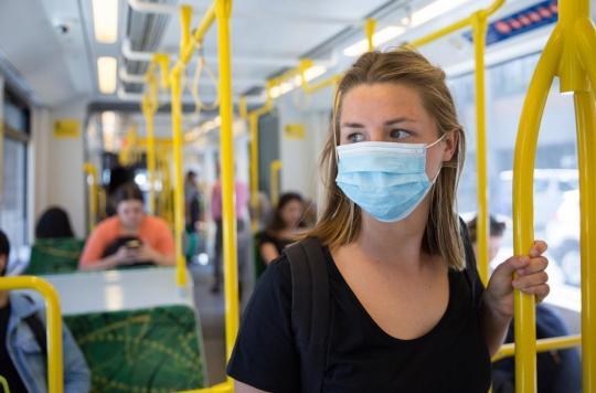 Coronavirus: le port obligatoire du masque dans les lieux publics est « à l'étude »