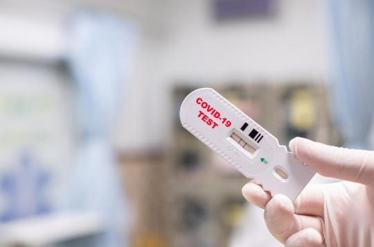 Covid-19: la Haute Autorité de santé favorable aux tests antigéniques pour les cas contacts