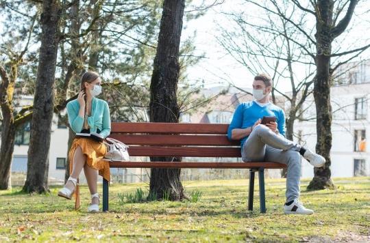 De l'importance de ne pas arrêter la distanciation sociale