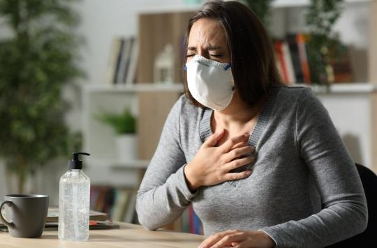 BPCO : une application diminue les symptômes d'asphyxie