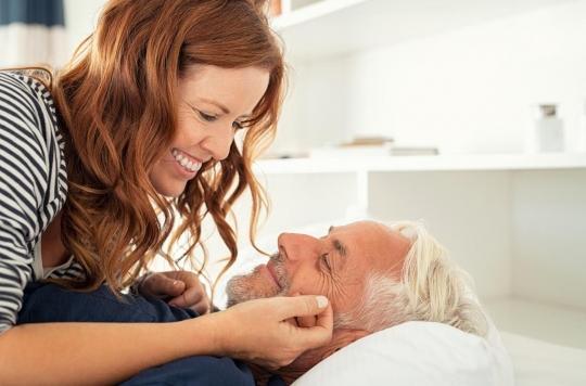 Pour 56% des retraités, l'épanouissement passe par une activité sexuelle