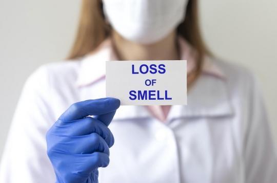 La perte de l'odorat, symptôme de la Covid-19 : un véritable handicap