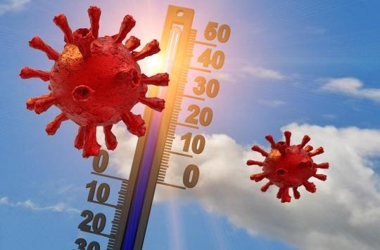 Covid-19: la météo a bien une incidence sur la transmission du virus