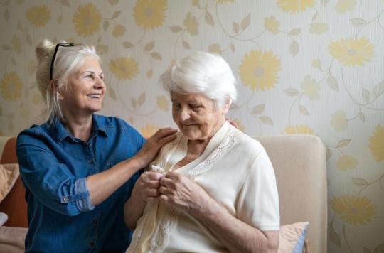 L'envie d'aider les autres augmenterait avec l'âge