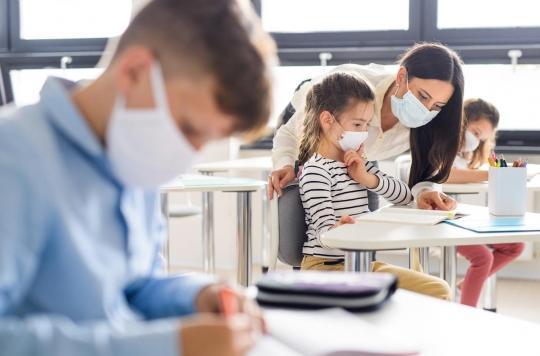 Coronavirus : allègement du protocole sanitaire dans les écoles primaires