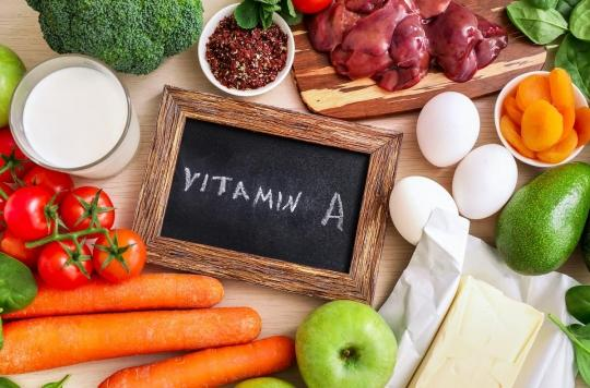 Vitamine A : un important bénéfice cognitif