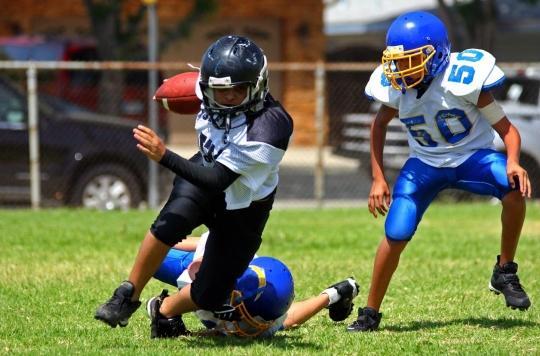 La dysfonction érectile, une menace pour les joueurs de football américain blessés à la tête