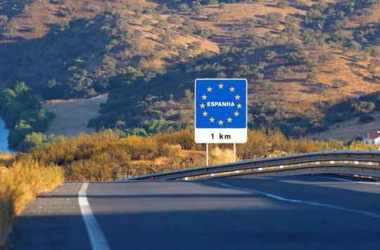 Une quarantaine imposée pour les visiteurs venus d'Espagne