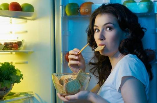 Grignotage : 35% des français mangent entre les repas et cela augmente