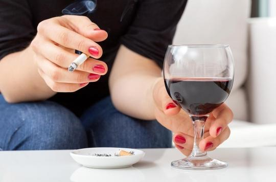 Alimentation, tabac, alcool : 4 cancers sur 10 sont dus au mode de vie des patients