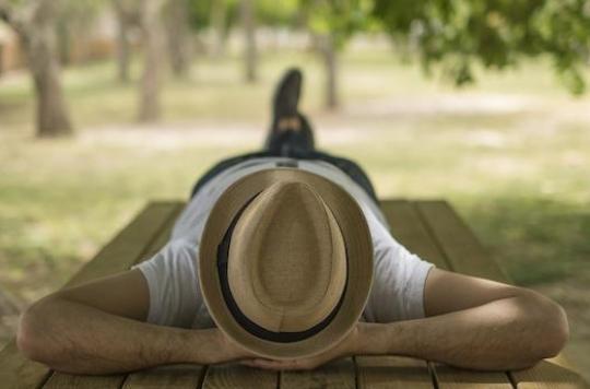 Pour mieux récupérer : vive  la sieste !