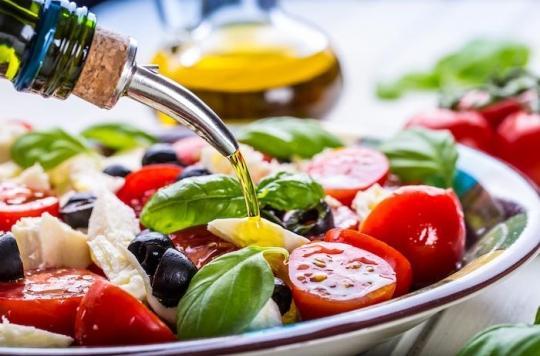 Problèmes cardiovasculaires : le régime méditerranéen à base d'huile d'olive ou de noix fait baisser le risque
