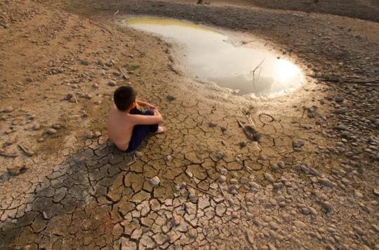Comment le réchauffement climatique impacte notre santé mentale