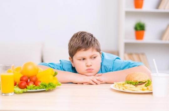 Anorexie : le suivi du poids chez les jeunes enfants est un indicateur du risque
