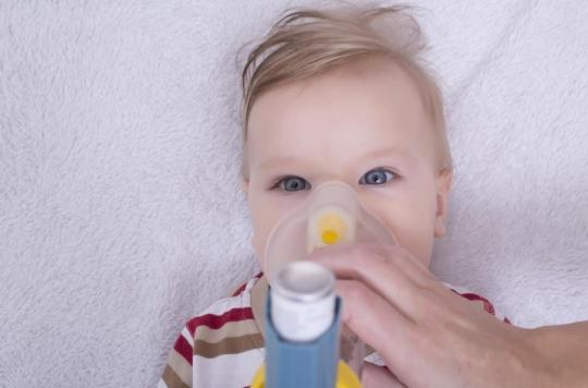 Bronchiolite : réduire l'utilisation de bronchodilatateurs chez les bébés