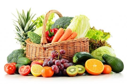 Alimentation : le régime DASH divise par deux le risque d'insuffisance cardiaque