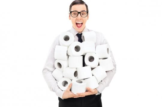 Confinement : d'où vient cette peur de manquer de papier toilette ?