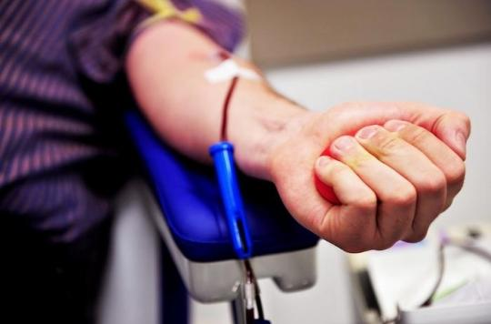VIH : l'ouverture du don de sang aux homosexuels n'a pas augmenté le risque de transmission