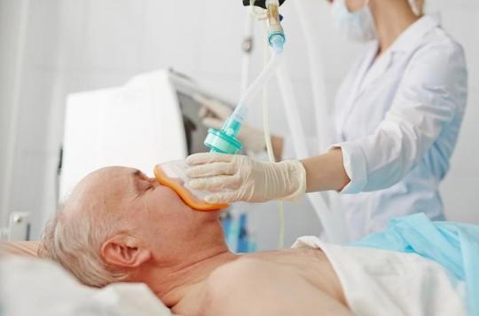 L'anesthésie générale serait liée à des troubles cognitifs chez les personnes âgées