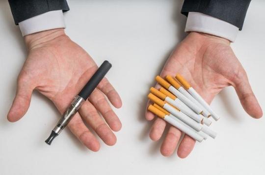 Sevrage tabagique : la e-cigarette est deux fois plus efficace que tout le reste